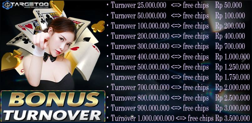 Bonus Turnover