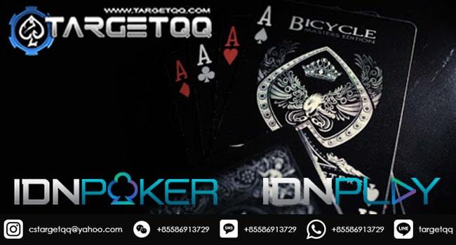 IDN Poker Login