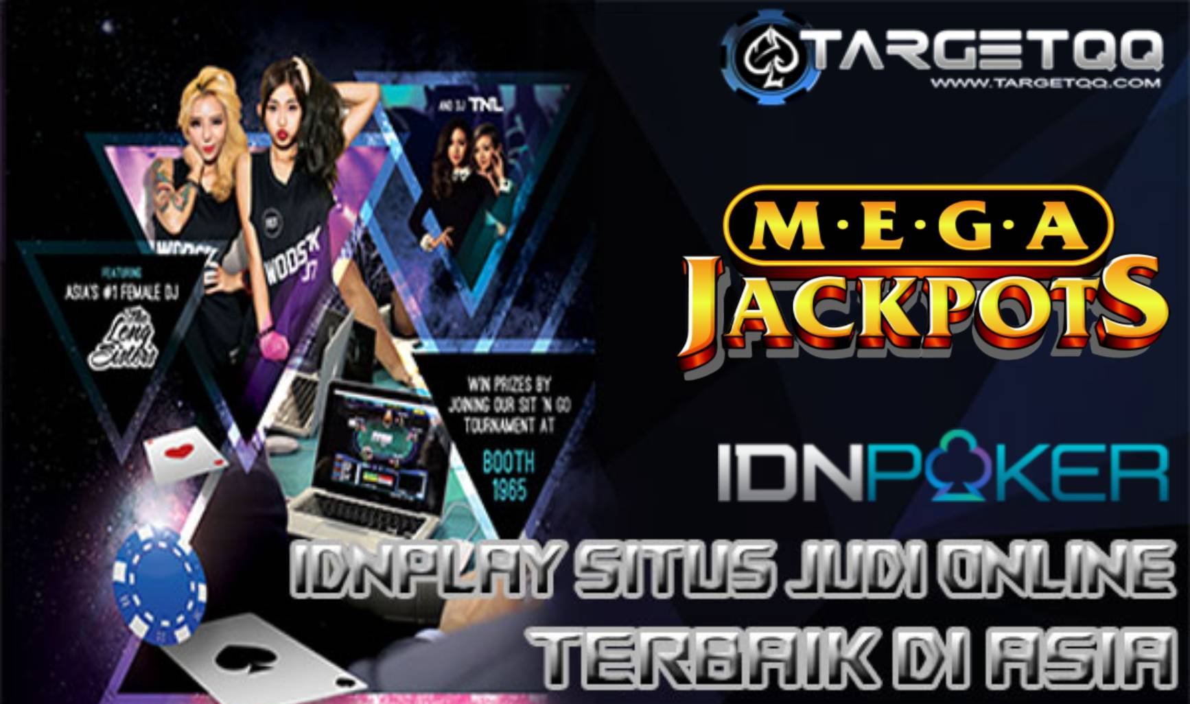 Progressive Jackpot IDNPlay Poker