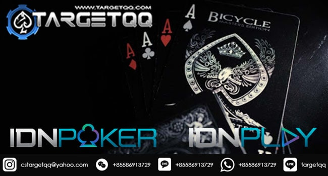 Sign In IDN Poker