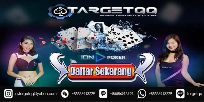Open Card IDN Poker777