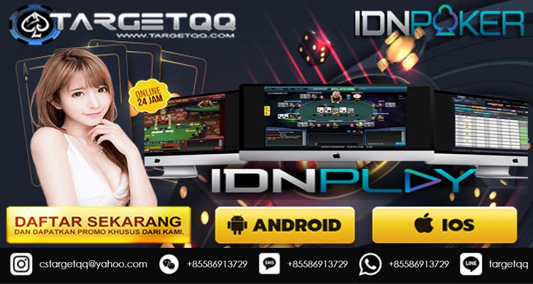Aplikasi IDNPlay Poker 777