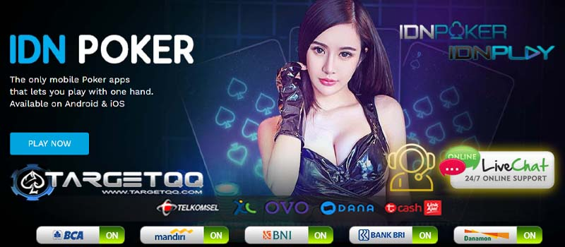 Deposit IDNPlay Poker 777